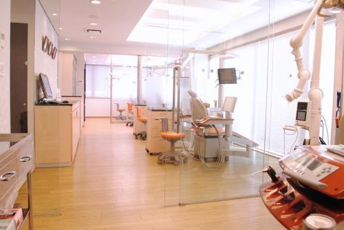 診察室が広くなりました!